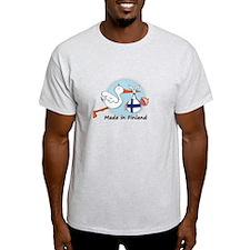 Stork Baby Finland T-Shirt