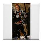 Sexy Best Punk Tile Coaster