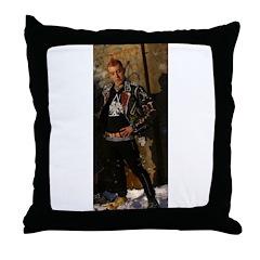 Sexy Best Punk Throw Pillow