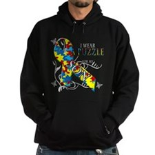 I Wear A Puzzle for my Son Hoody