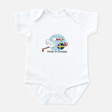 Stork Baby Sweden Infant Bodysuit