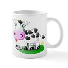 Cute Cow Milk Mug