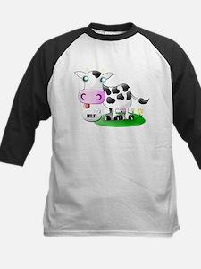 Cute Cow Milk Tee