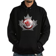 I be Canadian Hoodie