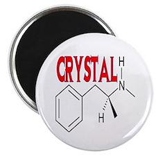CRYSTAL METH Magnet