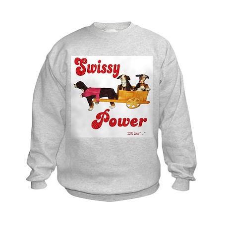 Swissie Power Kids Sweatshirt