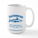 Total Immersion Large Mug