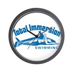 Total Immersion Wall Clock