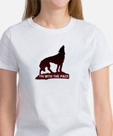 I'm with the Pack Tee