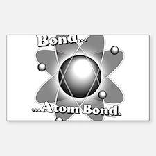 Atom Bond Rectangle Decal