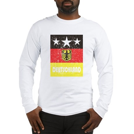 Part 3/8 - Germany World Cup 2010 Long Sleeve T-Sh