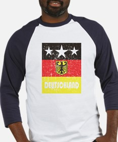 Part 3/8 - Germany World Cup 2010 Baseball Jersey