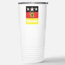 Part 3/8 - Germany World Cup 2010 Travel Mug
