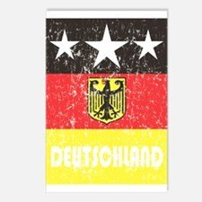Part 3/8 - Germany World Cup 2010 Postcards (Packa