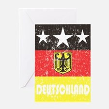 Part 3/8 - Germany World Cup 2010 Greeting Card