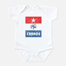 Part 7/8 - France World Cup 2010 Infant Bodysuit