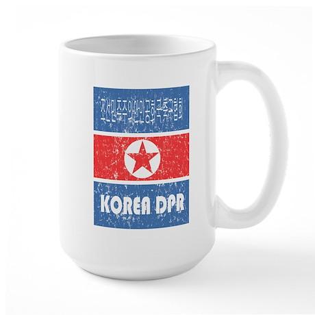 DPR KOREA WORLD CUP 2010 Large Mug