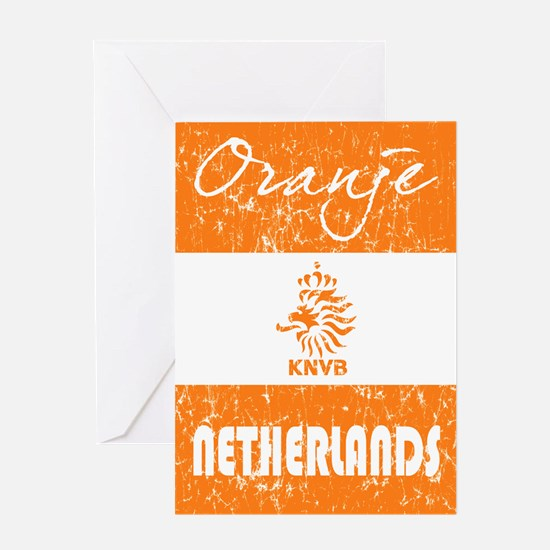 NETHERLANDS WORLD CUP 2010 Greeting Card
