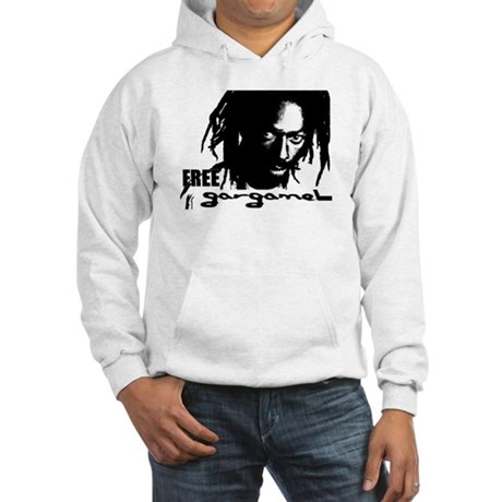 free gargamel Hooded Sweatshirt
