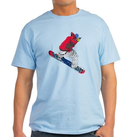 Snow Boarder Light T-Shirt