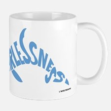 Fearlessness Dolphin Mug