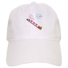 ~Love Train Design 002~ Baseball Cap