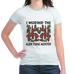 Alien Fungi Monster T