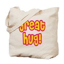 Great Hug Tote Bag