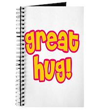 Great Hug Journal