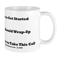 Meeting Time Management Mug