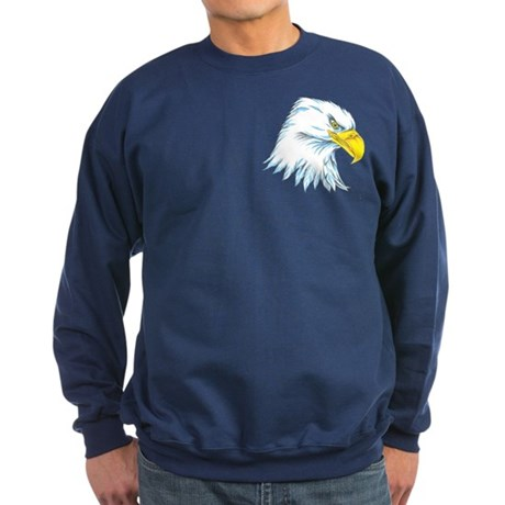 Eagle Head Sweatshirt (dark)