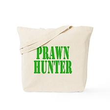 Prawn Hunter Tote Bag