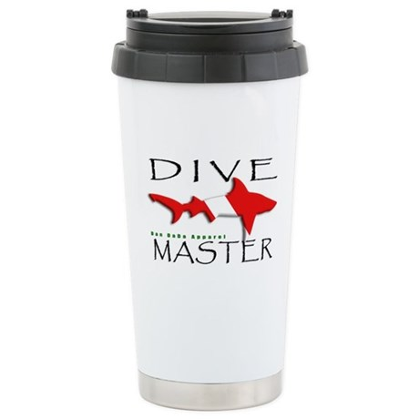 Dive Master Stainless Steel Travel Mug