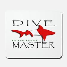 Dive Master Mousepad