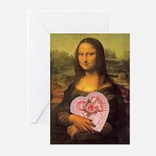 Mona Lisa's Secret Greeting Cards (Pk of 10)