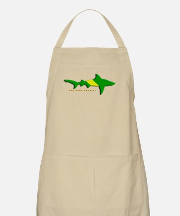 Shark Nitrox Diving Flag Apron