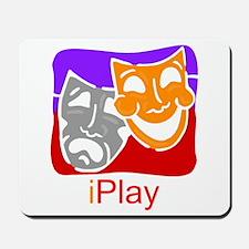 iPlay drama Mousepad