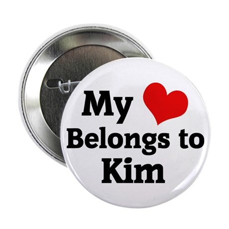 My Heart: Kim Button