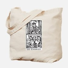 The Chariot - Tote Bag