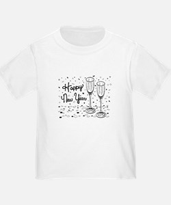 New Years Drinks T