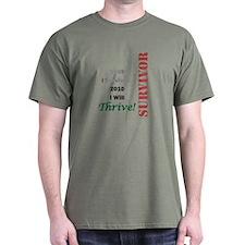 I Survived 2009 T-Shirt