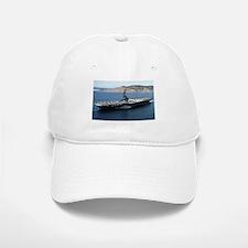 CV 16 Ship's Image Baseball Baseball Cap