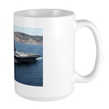 CV 16 Ship's Image Mug