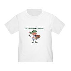 My Next Creation Toddler T-Shirt