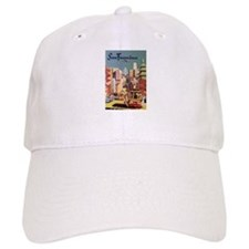 Vintage San Francisco Hat