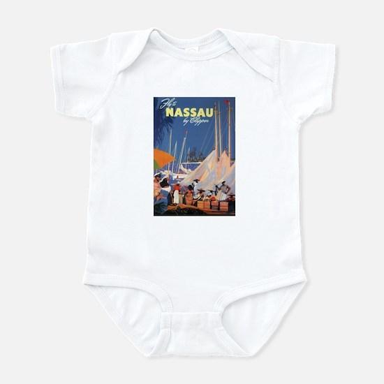 Nassau Bahamas Infant Bodysuit