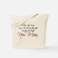 New Moon Rising Twilight Tote Bag