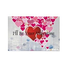 Your Valentine Rectangle Magnet