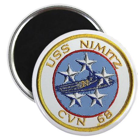 USS Nimitz CVN 68 Magnet