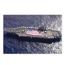 USS Nimitz Ship's Image Postcards (Package of 8)